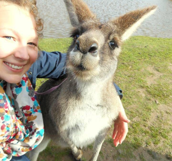 Sina in Australien