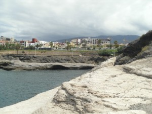 Promenade Klippe