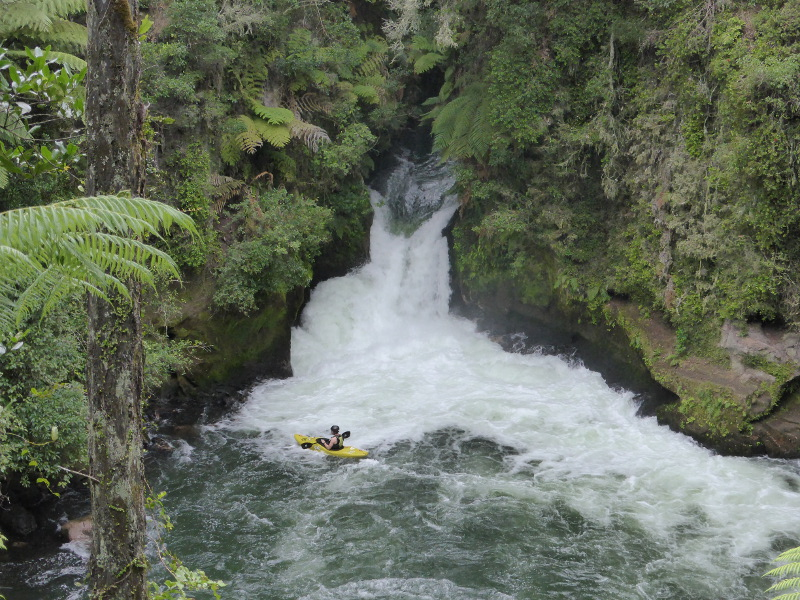 Rafting Stufe 5