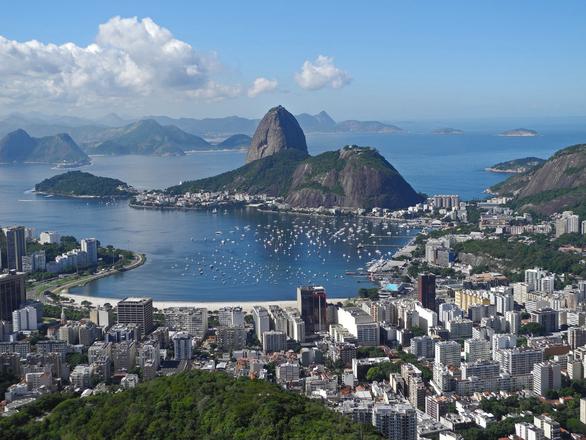 Durch Brasilien mit Chamäleon
