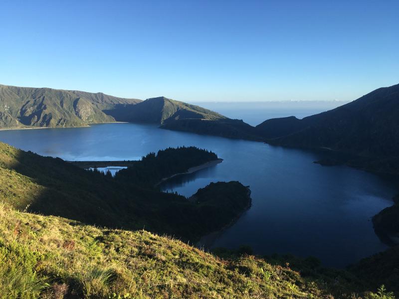 Erlebniswandersn Sao Miguel / Azoren