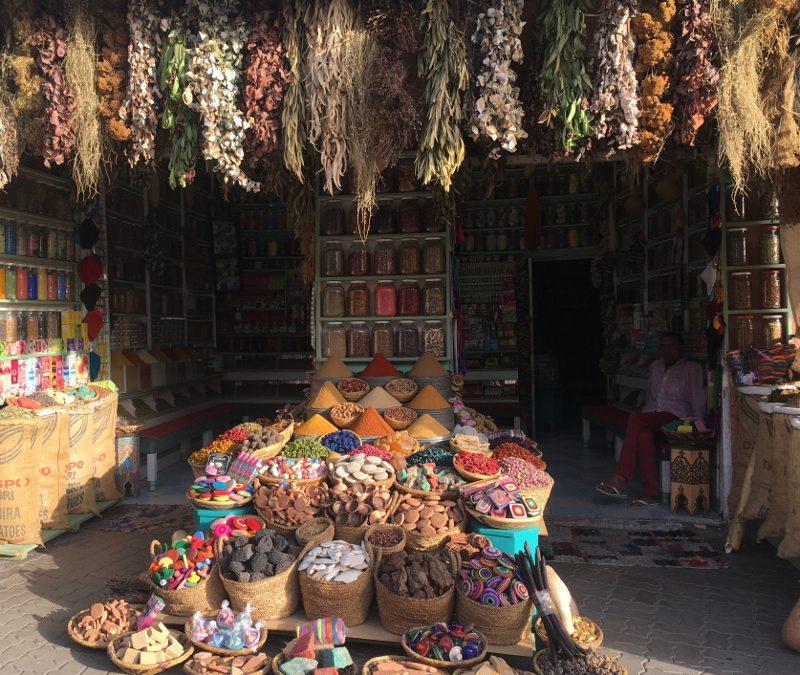 Vera in Marokko