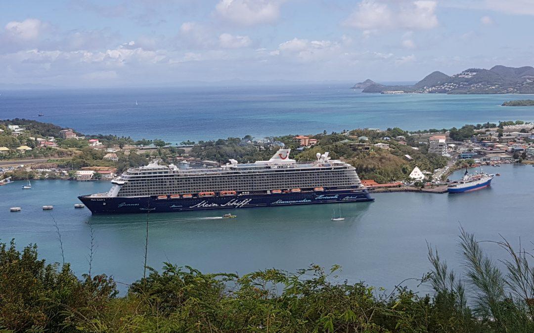 Ab in die Karibik – mit TUI Cruises