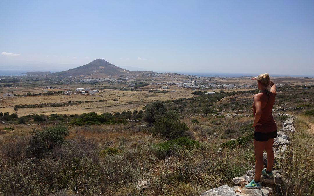 Inselhüpfen Griechenland die Zweite – Steffi Sander