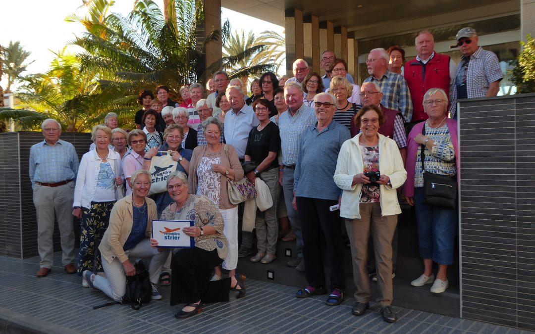 Sonne, Sand und gute Laune – Gran Canaria